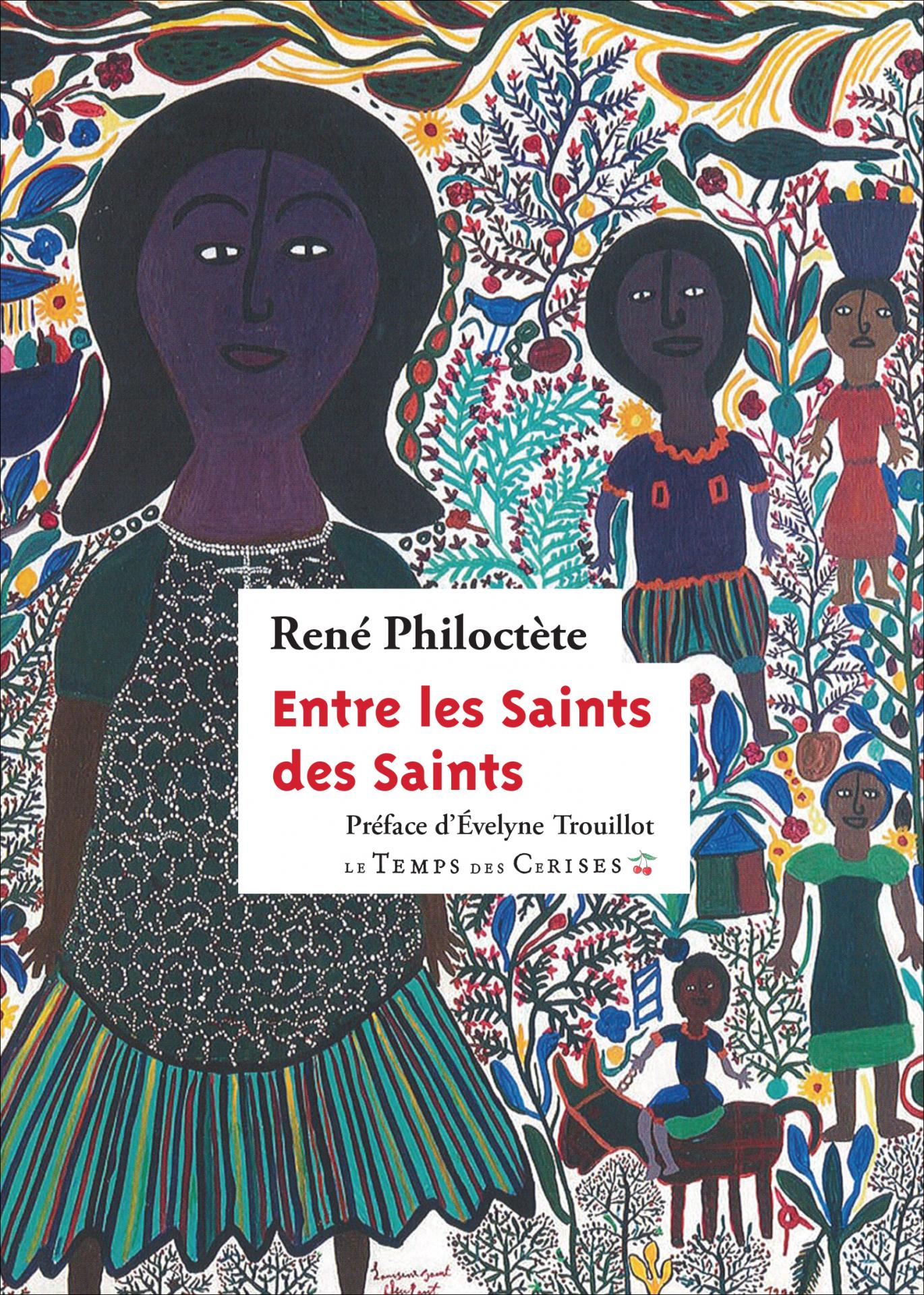 Couv philoctete entre les saints des saints